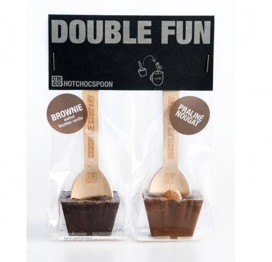 Cuchara chocolate