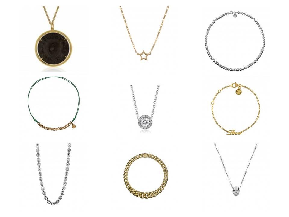Collares Aristocrazy Necklaces