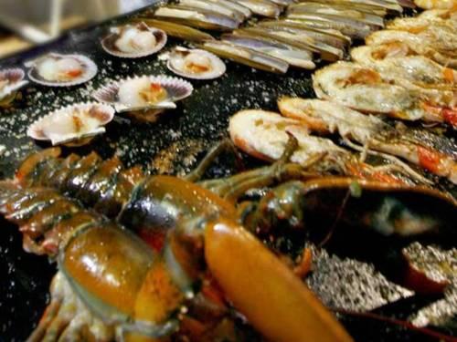 Feria del Marisco / Seafood Fair
