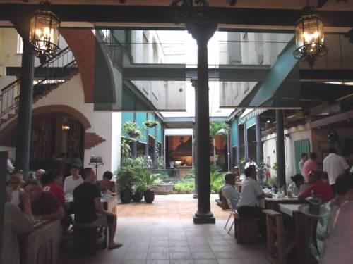 Restaurante La Imprenta La Habana Cuba