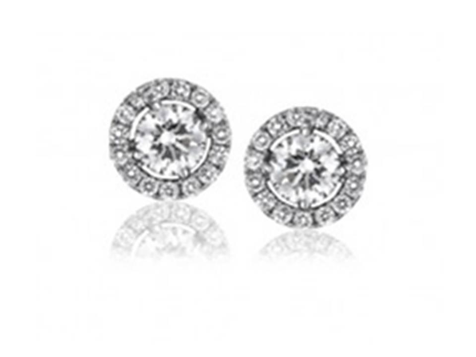 Pendientes Diamante Aristocrazy Diamond Earrings