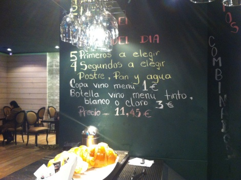 Restaurante La Parada de Bilbao