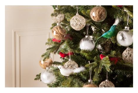 Decoración de Navidad Zara Home