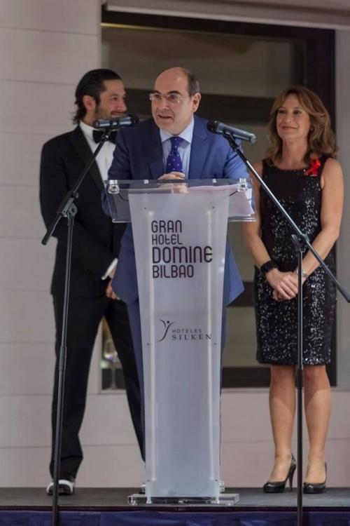 Intervención del Consejero de Sanidad del Gobierno Vasco D. Jon Darpón