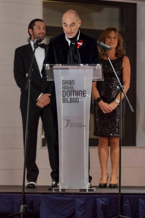 Manuel de Gotor, Rafael Amargo y Patricia Gaztañaga