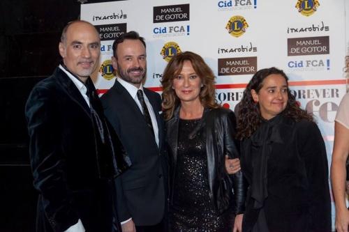 Manuel de Gotor, Jose Luis Merino, Patricia Gaztañaga y Udiarraga García de Itxarobide