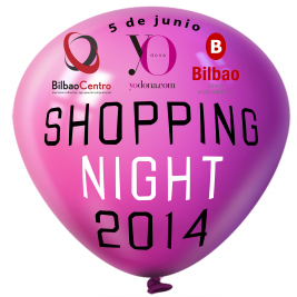 bilbao shopping night 2014