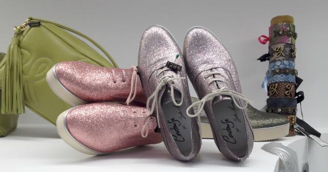 BH - Zapatos Glitter