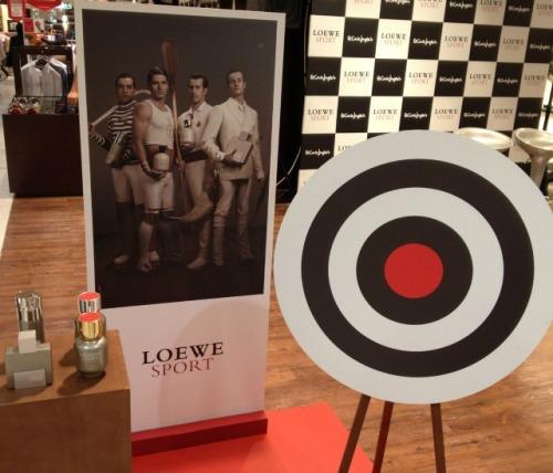 Presentación Loewe Sport 1