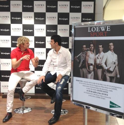 Presentación Loewe Sport 5