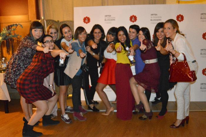 1er encuentro bloggers artea silvia navarro bilbao