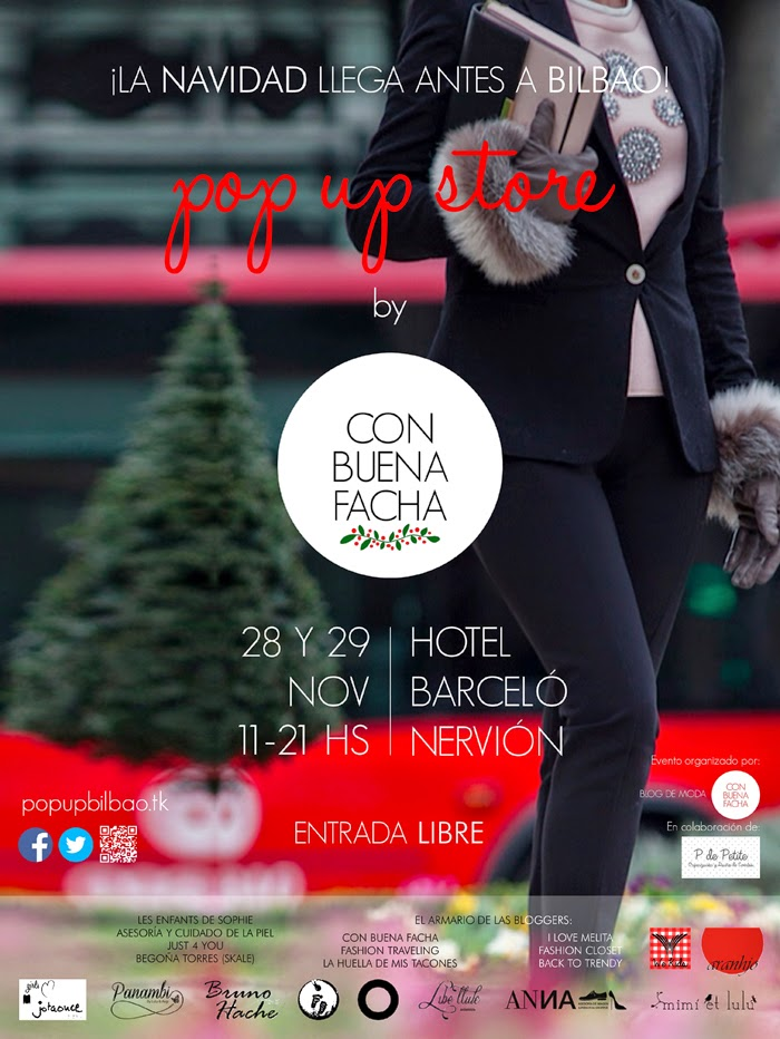 Pop Up Con Buena Facha Fashion Traveling