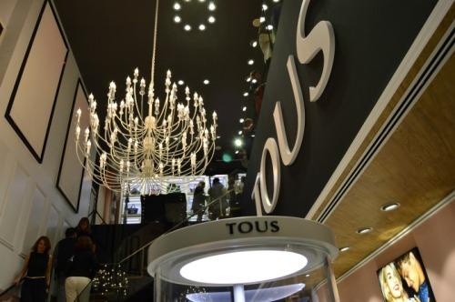 Inauguración tienda TOUS Bilbao