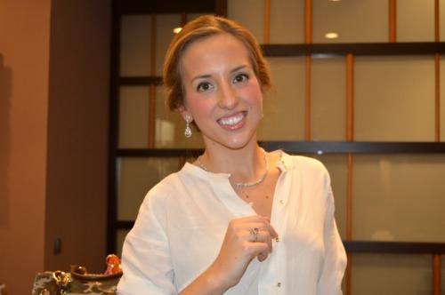 blogger inauguración joyería frida bilbao carrera y carrera gucci porsche reloj diamantes diamonds