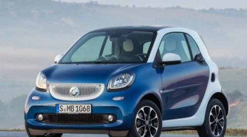 coche smart mercedes fortwo forfour concesionario mercedes banz aguinaga