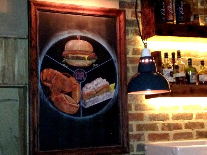 London restaurant burger and lobster restaurante londres hamburguesas y langosta