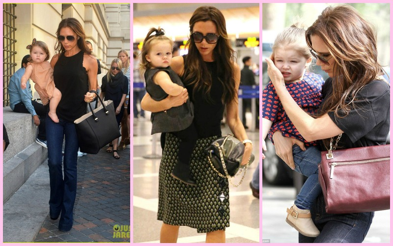 Victoria Beckham Fashion Designer Look Style Icon