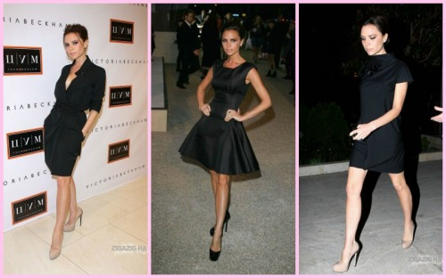 Victoria Beckham Fashion Designer Look Style Icon
