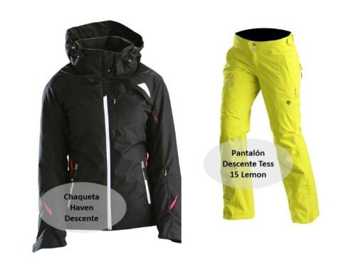 Look nieve esquí ideas qué me pongo para ir a la nieve