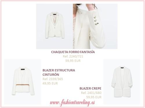 Blazers Para Primavera 2