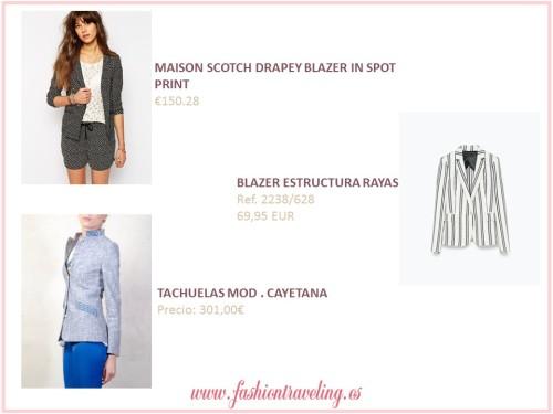 Blazers Para Primavera 6