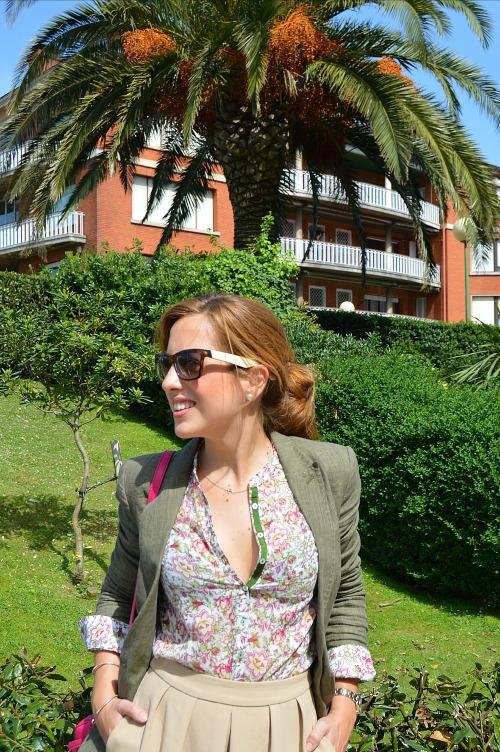 Falda Beige 9