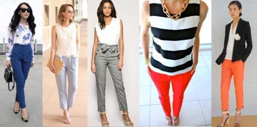 Pantalón colores